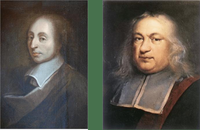 Pascal in de Fermat