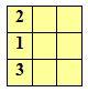 Sudoku - preprost primer 1