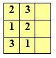Sudoku - preprost primer 2