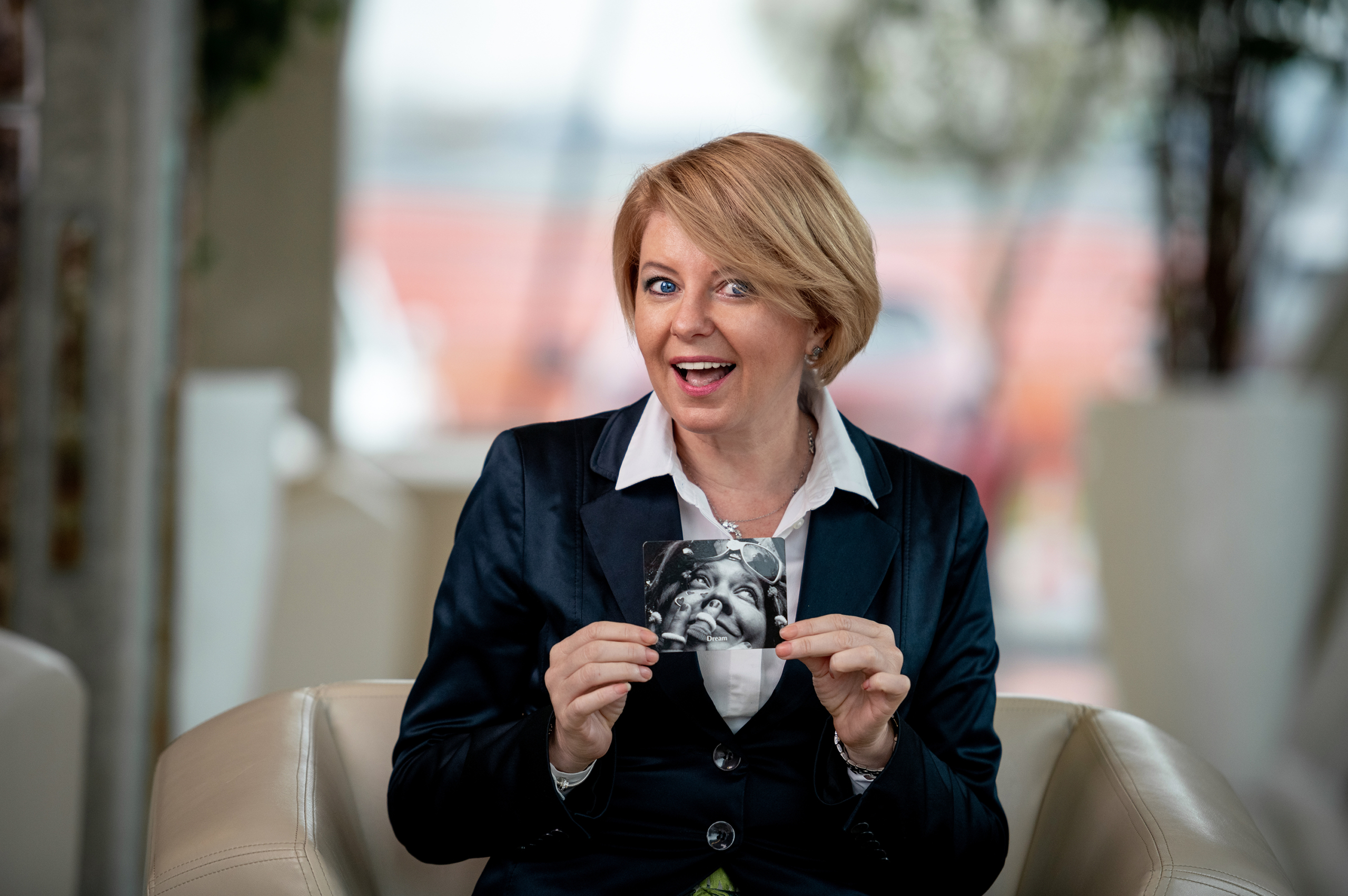 Irena Grofelnik: Coaching